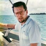 Larry Hillblom of DHL