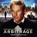Arbitrage poster with Richard Gere