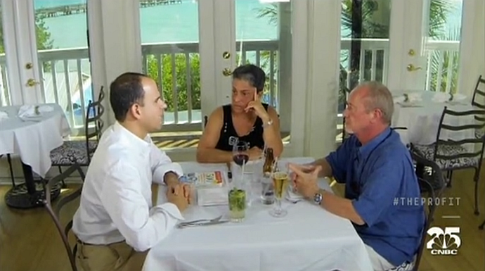 Marcus, Alison, and Jim cut a deal.