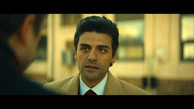 Abel Morales played by Oscar Isaac.