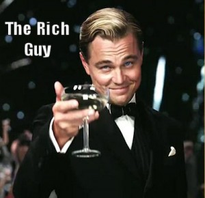 The Rich Guy